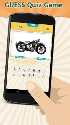 Classic Motorcycles Quiz