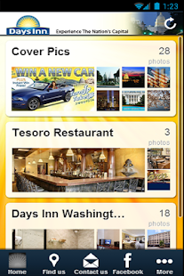 Days Inn Washington DC - screenshot thumbnail