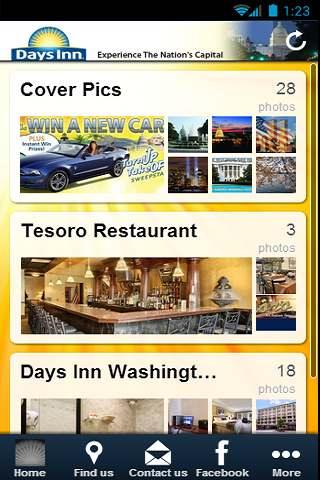 Days Inn Washington DC - screenshot
