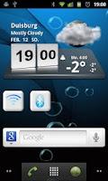 Screenshot of FS Bluetooth Widget