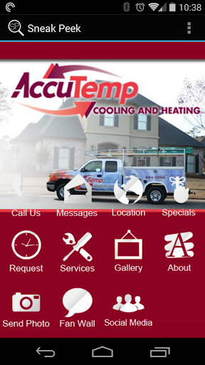 Accutemp Cooling and Heating