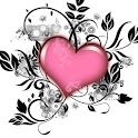 Exclusive heart theme 480×800 logo