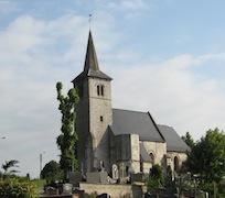 photo de église AUCHY-AU-BOIS - Saint-Gilles