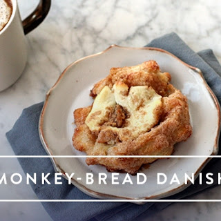 Monkey-Bread Danish