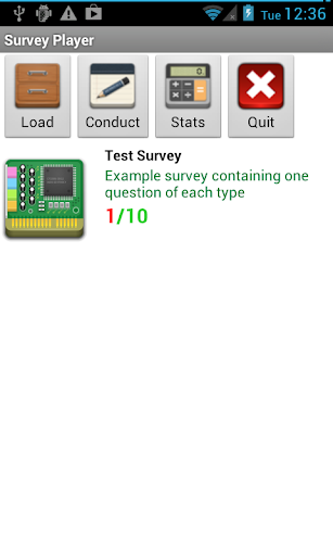 Survey Player Pro