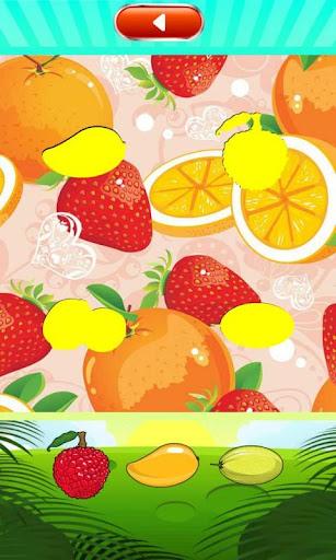 少兒水果貼紙