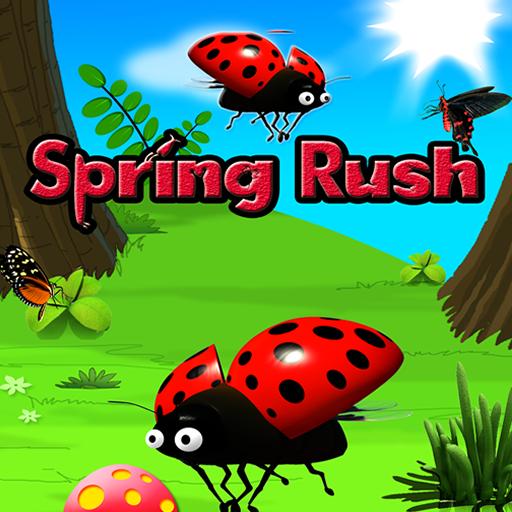 Spring Rush Free LOGO-APP點子