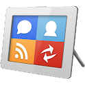 Social Frame HD (Photo Frame) icon