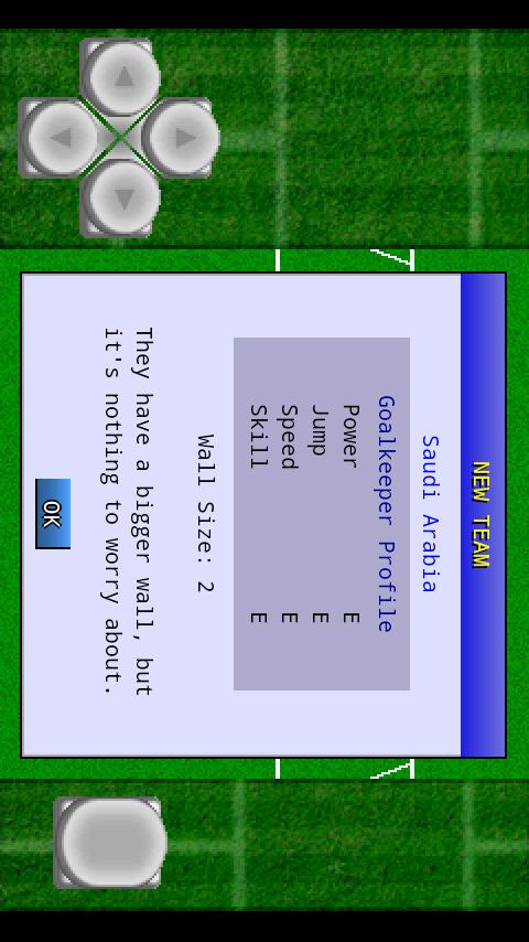 Gachinko Football: Free Kick - screenshot