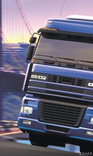 DAF XF Truck Wallpapers