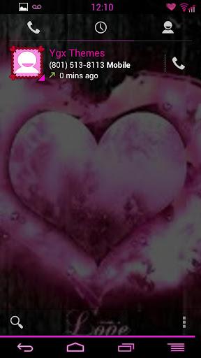 玩個人化App|YGX CM10 Valentines Theme免費|APP試玩