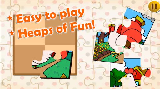 玩益智App|魔法動物拼圖免費|APP試玩