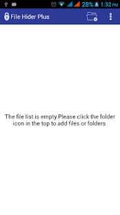 File Hider Plus- screenshot thumbnail