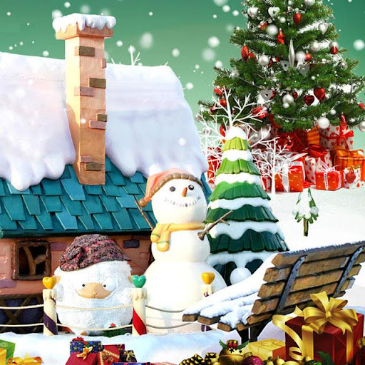 Christmas Jigsaw Puzzles for PC