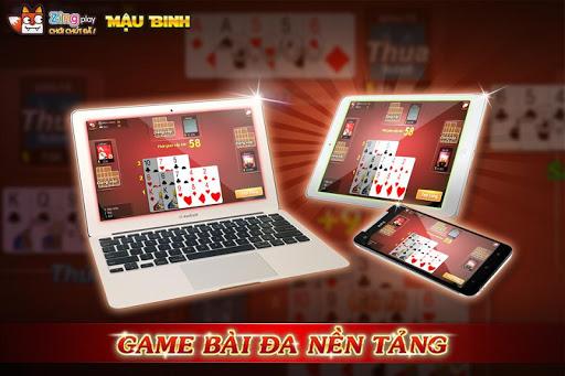 Poker VN - Mu1eadu Binh u2013 Binh Xu1eadp Xu00e1m - ZingPlay 3.9 screenshots 3