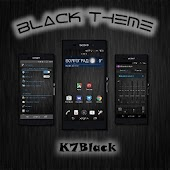 Theme eXPERIAnZ K7Black(Black)