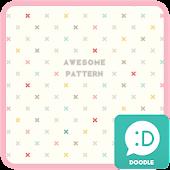 Awesome pattern 카카오톡 테마