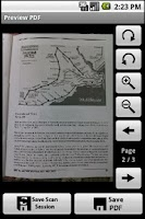 Screenshot of Portable Scanner Lite