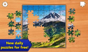 Screenshot of Jigsaw Puzzles Epic