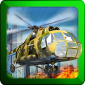 Gunship Helicopter: 3D Battle