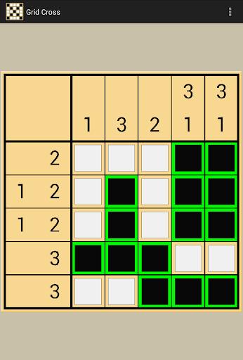 玩免費解謎APP|下載Grid Cross app不用錢|硬是要APP