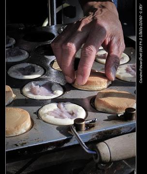 大灣市場紅豆餅&雞蛋糕