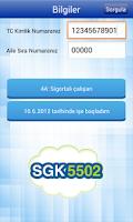 Screenshot of SGK 5502