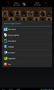 Black Knight Chess- screenshot thumbnail