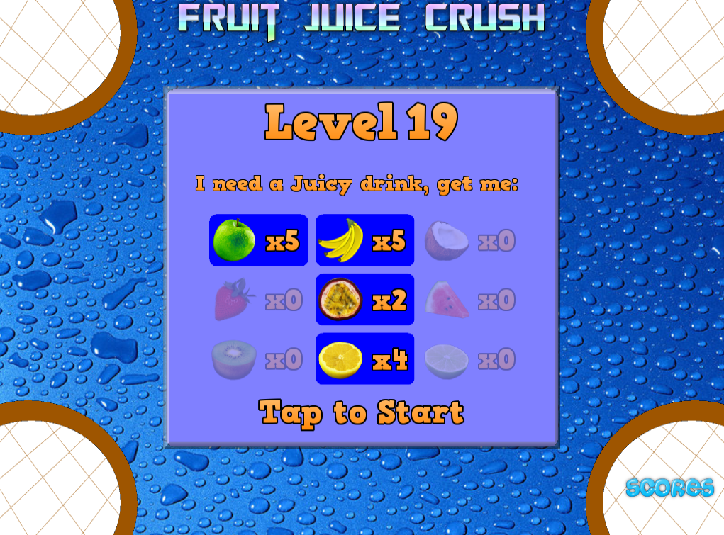 Fruit Juice Crush- screenshot