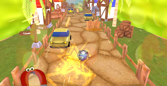Angry Wolf Run 3D v1.3
