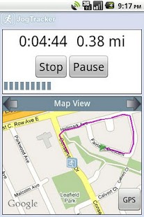 JogTracker Classic - screenshot thumbnail
