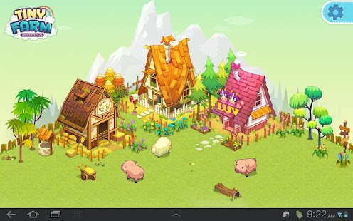 Tiny Farm Live Wallpaper - screenshot thumbnail