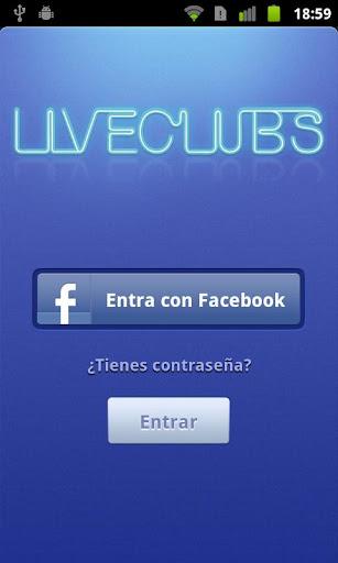 LiveClubs - Guia Ocio Nocturno