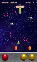 Screenshot of Space Bugs Attack