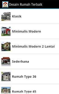 desain rumah terbaik android apps on google play