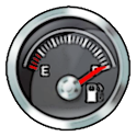 Car Battery Widget icon