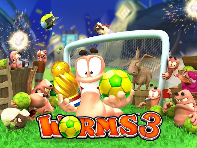 android Worms 3 Screenshot 6