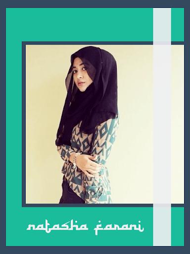Natasha Farani Hijab