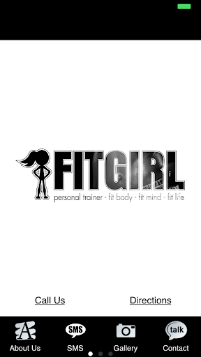 Fit Girl Personal Trainer