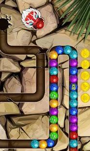 玩免費街機APP|下載Dragon Marble Blast Full app不用錢|硬是要APP