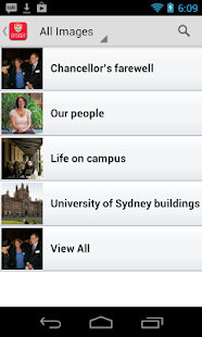 Sydney Uni - screenshot thumbnail