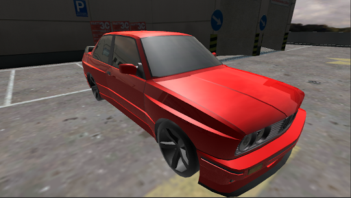 BMW Drift Modification 3D