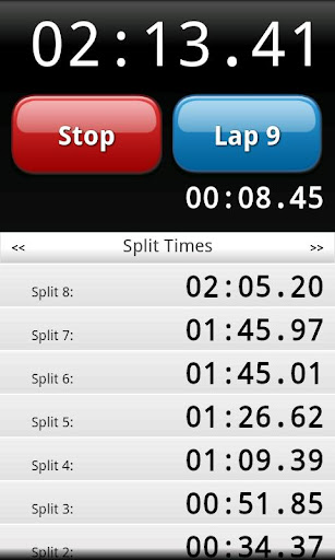 Stopwatch Pro for Android - Version 1 8 | Free Download Apps