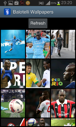 Balotelli Wallpapers