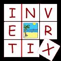Invertix, a one-player Reversi icon