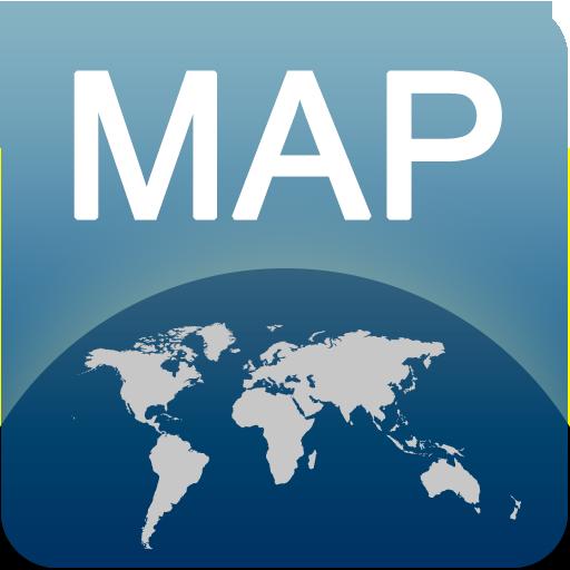 戛纳离线地图 LOGO-APP點子
