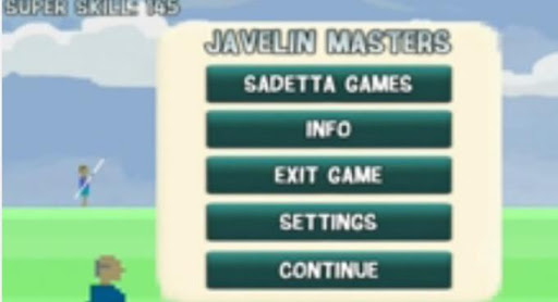 Guide Javelin Masters 2