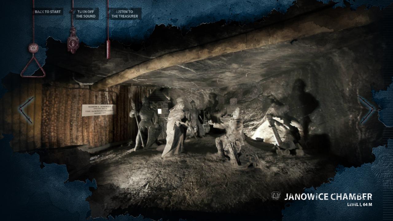 Wieliczka mine- screenshot