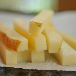 Thrice-Cooked Potatoes