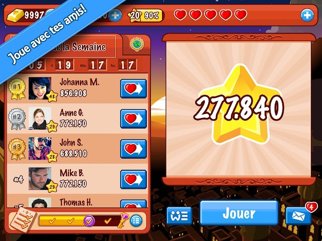 android Diamond Dash Screenshot 7